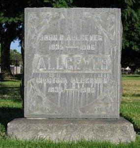 Allgeyer Memorial