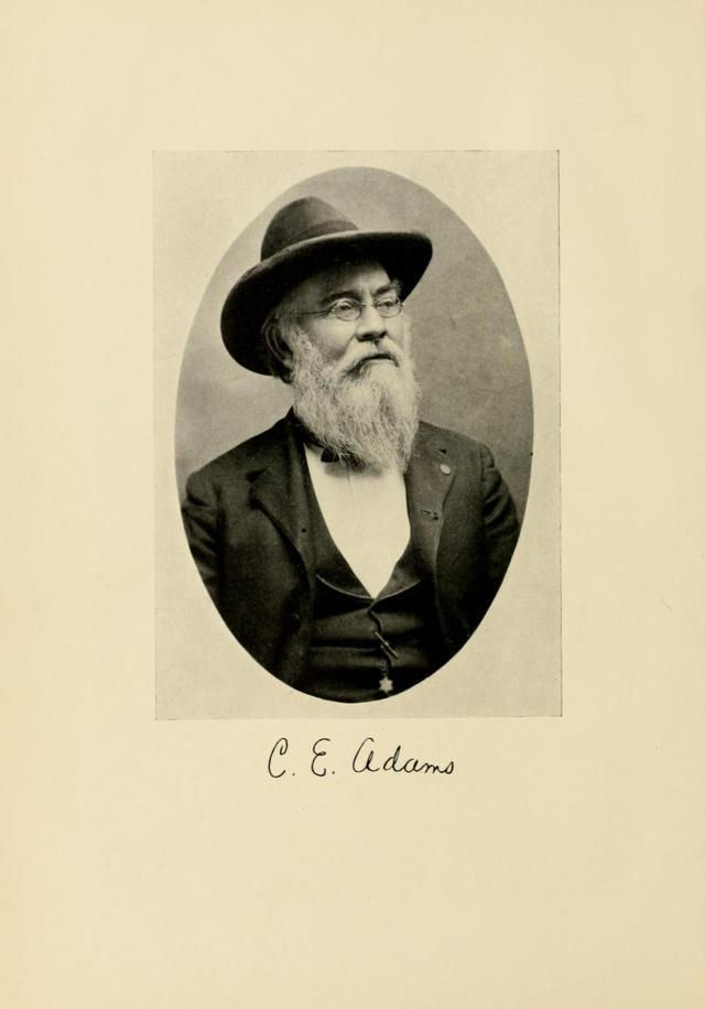 Charles Edwards Adams