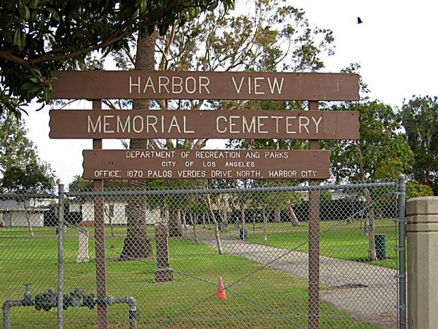 Harbor View Memorial Cemetery