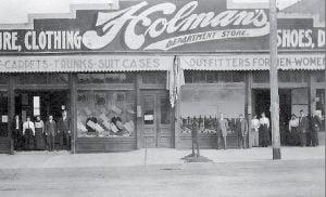 Holman's Department Store
