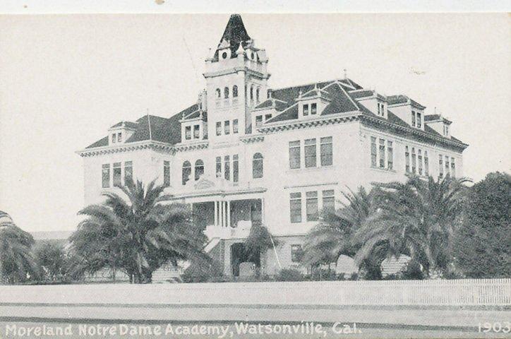 Moreland Notre Dame Academy California