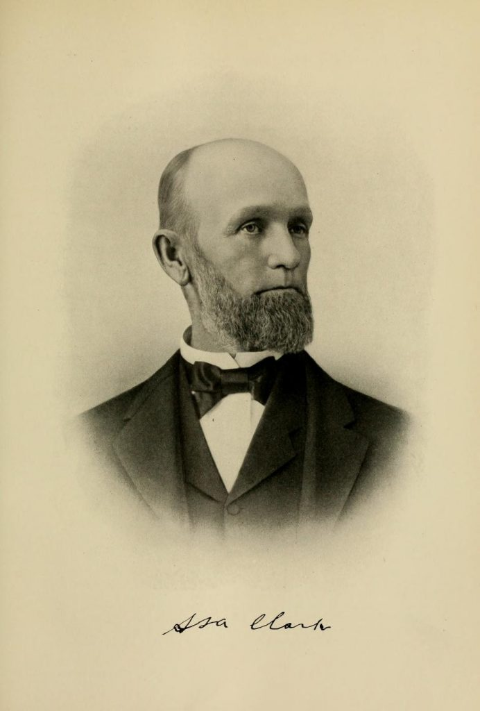 Asa Clark