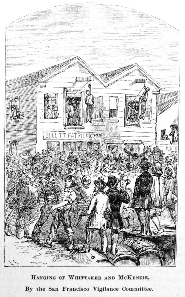 Lynching of Samuel Whittaker and Robert McKenzie