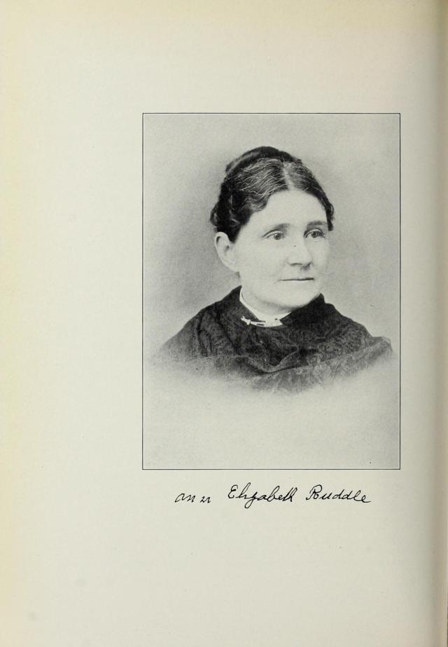 Mrs. Ann Elizabeth Ruddle