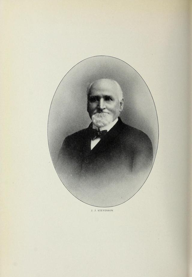 James J Stevenson