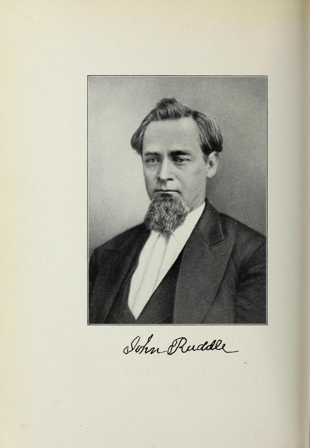 John Ruddle