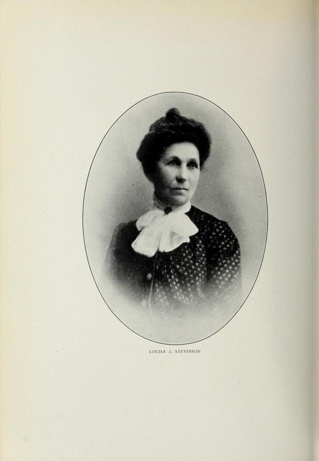 Louisa J Stevenson