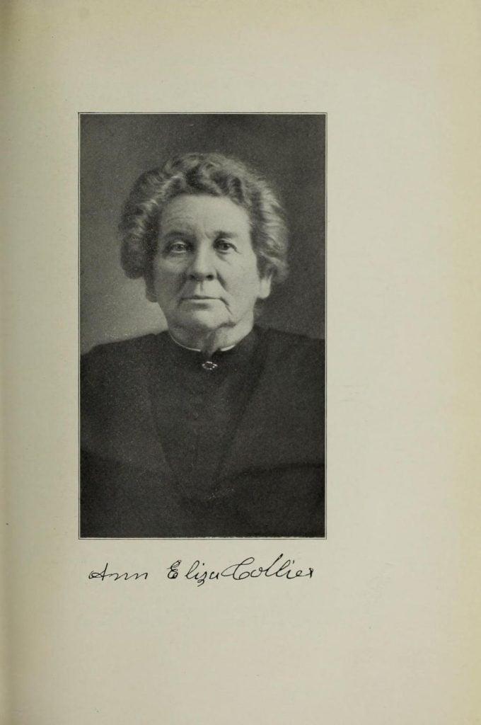 Ann Eliza Collier